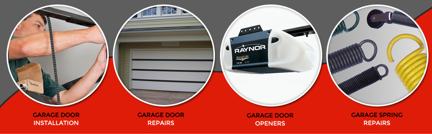 Garage Door Repair in Annandale